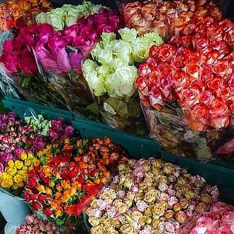 цветы багратионовская